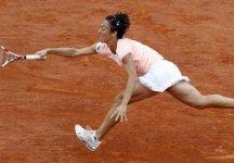 Roland Garros: Grazie lo stesso Francesca! La Schiavone non si ripete e si arrende in finale. La Na Li e la Cina tennistica festeggiano il primo Slam