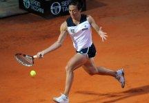 WTA Strasburgo: E' finale per Francesca Schiavone. Domani sfiderà la Cornet (VIDEO)