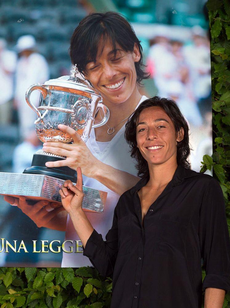Col titolo al Roland Garros 2010, la milanese è diventata la prima donna italiana a vincere un torneo del Grande Slam