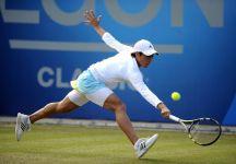 WTA s'Hertogenbosch: Francesca Schiavone cede in tre set a Kirsten Flipkens