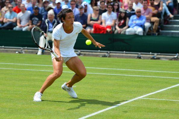 Francesca Schiavone classe 1980 e n.73 WTA