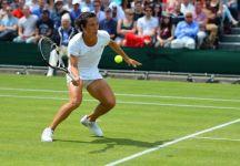 Doppio 6-1 alla Minella e Francesca Schiavone vola al secondo turno di Wimbledon!