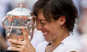 Francesca Schiavone campionessa al Roland Garros 2010