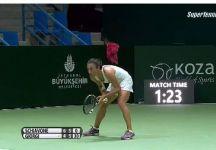 WTA Istanbul: Eliminata ai quarti di finale Francesca Schiavone