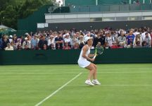 Francesca Schiavone perde dalla cinese Peng in due set e saluta Eastbourne