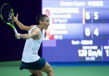 Francesca Schiavone non si ritira e spera in futuro di lavorare con i tennisti italiani