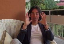 """Video del Giorno: """"Sette lettere ogni giorno per sette futuri diversi"""": (forse) cambierò vita (Francesca Schiavone)"""