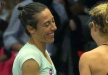 WTA Lussemburgo: Francesca Schiavone elimina Laura Siegemund ed approda al secondo turno