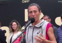 Video del Giorno: Il successo di Francesca Schiavone a Bogotà e le dichiarazioni dell'azzurra