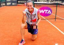 """Francesca Schiavone: """"Non sto pensando al ritiro. Mi godo il tennis"""""""