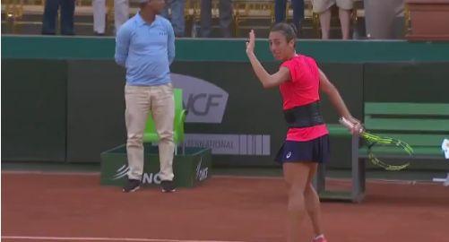 Francesca Schiavone classe 1980, ha vinto il Roland Garros nel 2010