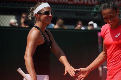 Roland Garros: Termina il torneo degli italiani. Fuori Francesca Schiavone e Paolo Lorenzi nei quarti di finale del torneo di doppio