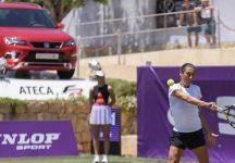 Francesca Schiavone esce al secondo turno del Wta International di Mallorca. Passa Kristyna Pliskova in due set