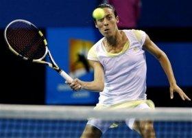 Francesca Schiavone ha raggiunto due volte gli ottavi di finale nello Slam australiano (2006 e 2010).