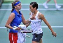 Video: L'incontro di Fed Cup della Schiavone contro la Kvitova