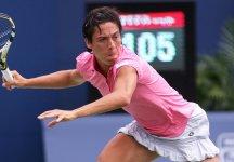 WTA New Haven: Ancora una sconfitta per la Schiavone contro la Wozniacki, la quinta consecutiva. L'azzurra ha sprecato l'opportunità di vincere il primo set