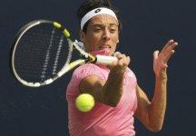 WTA Seoul: Brutto ko di Francesca Schiavone