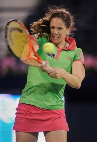 Patty Schnyder classe 1978, best ranking n.7 del mondo in singolare