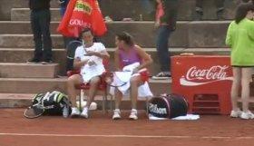 Francesca Schiavone e Flavia Pennetta in finale a Barcellona