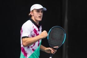 Tristan Schoolkate, vincitore del torneo maschile nel 2019