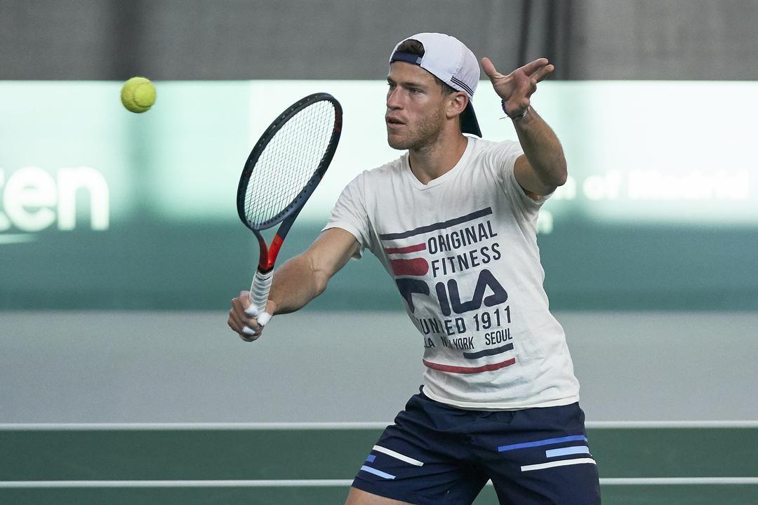 Diego Schwartzman (Photo by Diego Gonzalez Souto / Kosmos Tennis)