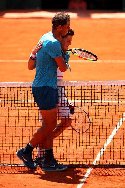 Diego Schwartzman blocca il record set di Nadal al Roland Garros