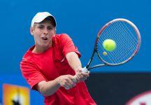 Campionati Australiani U18 (validi per una wild card alle quali degli Australian Open): Scott Jones vince il titolo e la wild card per le quali degli Australian Open
