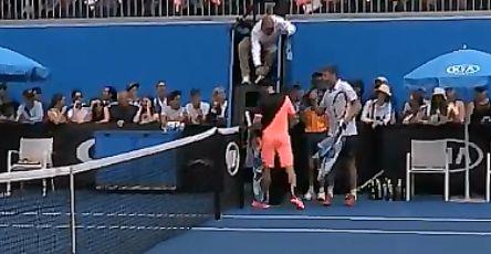 Australian Open: Battibecco tra Harrison e Sela