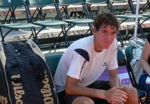 """Hawk eye: il tennis a 360 gradi (Seconda parte). Si parla del decimo successo di Carreno Busta. Intervista a Janez Semrajc che dichiara: """"stavo pensando di lasciare il tennis"""""""