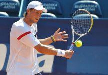 ATP Eastbourne: Andreas Seppi parte malissimo in entrambi i parziale e cede per 64 63 a Gilles Simon