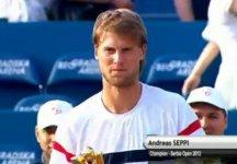 Video del Giorno: Il secondo trionfo di Andreas Seppi in un torneo del circuito ATP (Compresa la premiazione e le dichiarazioni di Andreas)