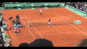 Andreas Seppi e Novak Djokovic