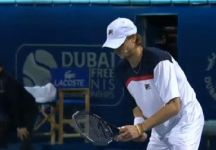 ATP Dubai: Novak Djokovic annienta Andreas Seppi. Il serbo concede solo tre game all'azzurro (VIDEO)