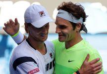 Da Melbourne: Andreas Seppi al diavolo la scaramanzia e dice Si ad un allenamento con Federer