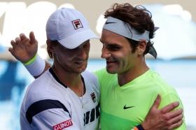 Andreas Seppi al diavolo la scaramanzia e dice Si ad un allenamento con Federer