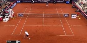 Video del Giorno: Scambio spettacolare tra Seppi e Mayer
