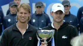 Andy Roddick e Andreas Seppi