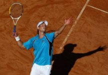 ATP Nizza: Andreas Seppi fermato al secondo turno dal n.7 del mondo David Ferrer
