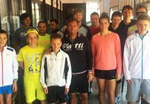 Andreas Seppi migliora e prepara Wimbledon a Bordighera