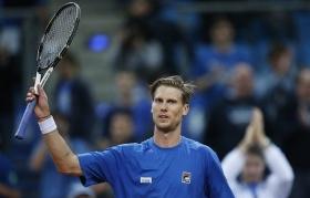 Andreas Seppi, 32 anni, Nr. 42 del mondo