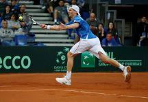 Davis Cup: Italia vs Argentina. Le dichiarazioni di Seppi e Barazzutti (è il video dell'incontro di Andreas)