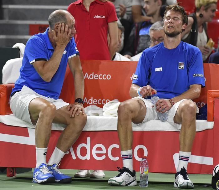 Davis Cup: Parlano Barazzutti, Seppi e Lorenzi