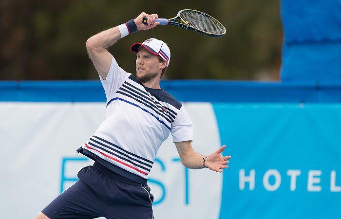 Andreas Seppi classe 1984, n.76 ATP