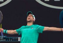 Da Melbourne: Il quinto set della partita tra Andreas Seppi e Ivo Karlovic (Video)