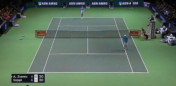 Video del Giorno: Il bel successo di Andreas Seppi contro Alexander Zverev a Rotterdam