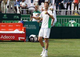 Andreas Seppi, classe 1984 e n.37 ATP