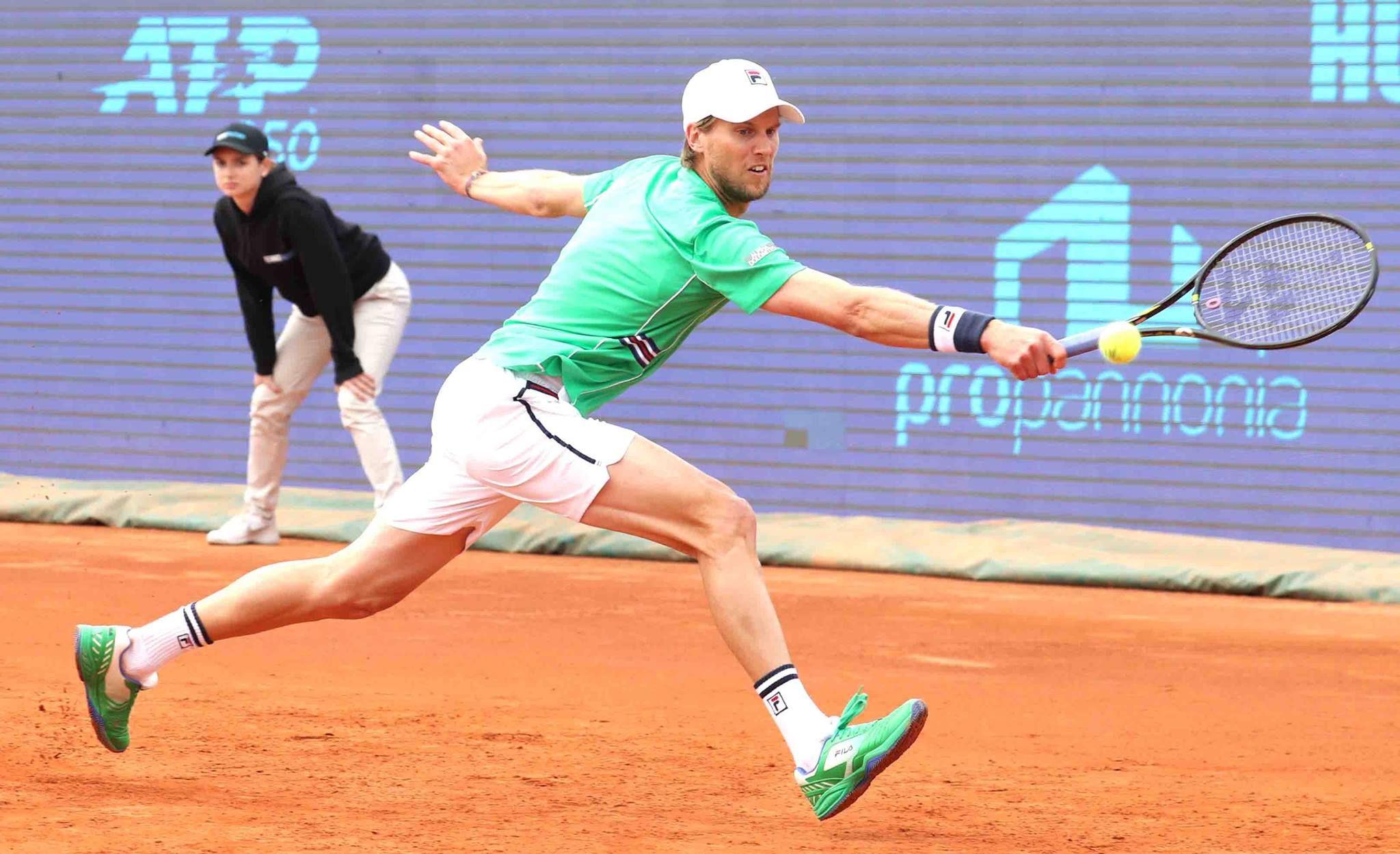 Andreas Seppi, classe 1984 e n.67 ATP
