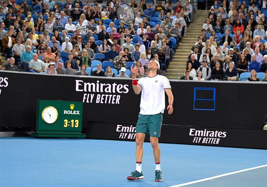 Andreas Seppi nella foto