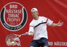 ATP Bucharest: Doppio. Andreas Seppi in semifinale