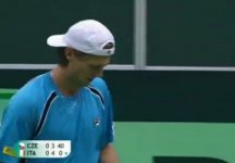 Coppa Davis – Primo Turno: Rep. Ceca vs Italia 4-1. Male Andreas Seppi che perde in tre set contro Lukas Rosol (VIDEO)